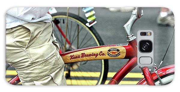 Kona Beer Bike Galaxy Case