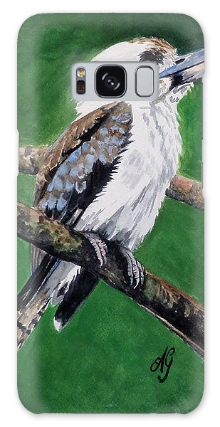 Kookaburra Galaxy Case