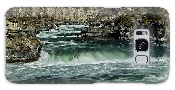 Kootenai Falls, Montana 2 Galaxy Case
