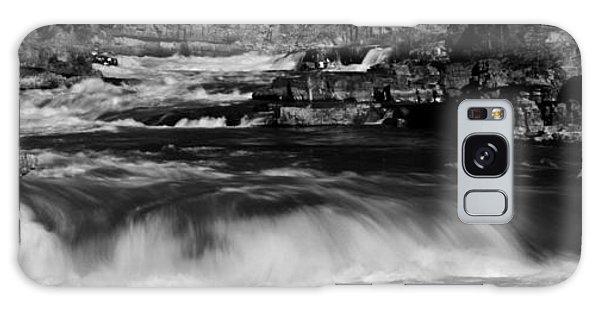 Kootenai Falls, Montana Galaxy Case