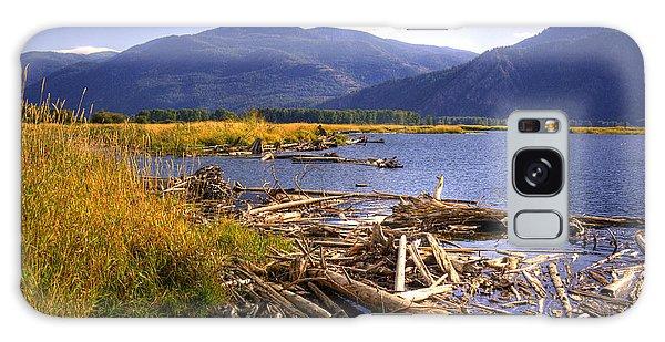 Kootenai Lake Bc Galaxy Case