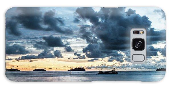Kota Kinabalu Sunset Galaxy Case