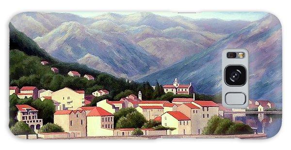 Kotor Montenegro Galaxy Case