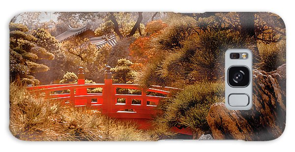 Kowloon - Red Bridge Galaxy Case
