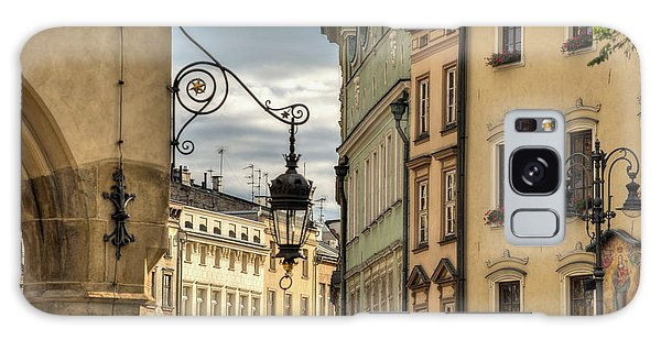 Town Square Galaxy Case - Krakow, Poland, Old Town  by Juli Scalzi