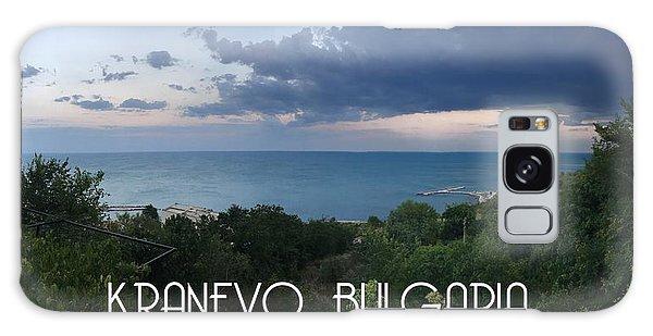 Kranevo Bulgaria Galaxy Case