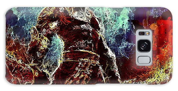 Kratos Galaxy Case