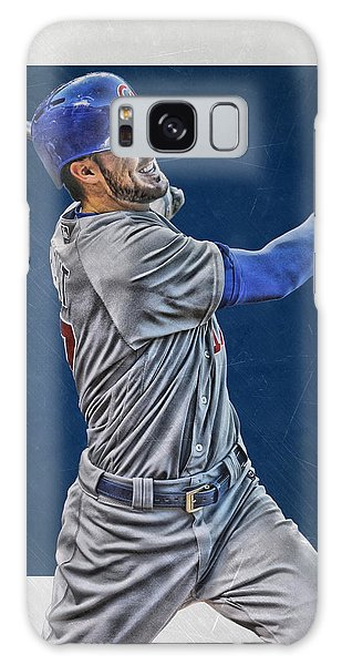Kris Bryant Chicago Cubs Art 3 Galaxy S8 Case