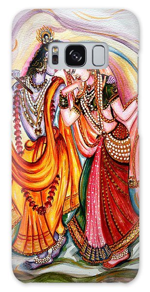 Krishna And Radha Galaxy Case