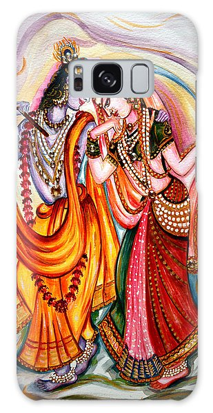 Krishna And Radha Galaxy Case