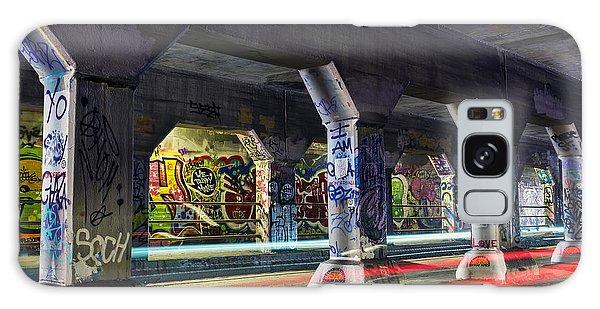 Krog Street Tunnel Galaxy Case