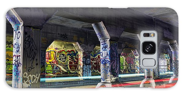 Krog Street Tunnel Galaxy Case