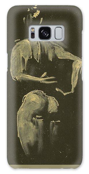 kroki 2014 09 27_4 figure drawing white chalk Marica Ohlsson Galaxy Case