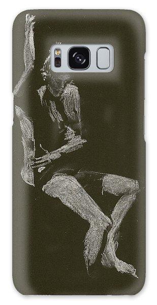 Kroki 2014 10 04_12 Figure Drawing White Chalk Galaxy Case