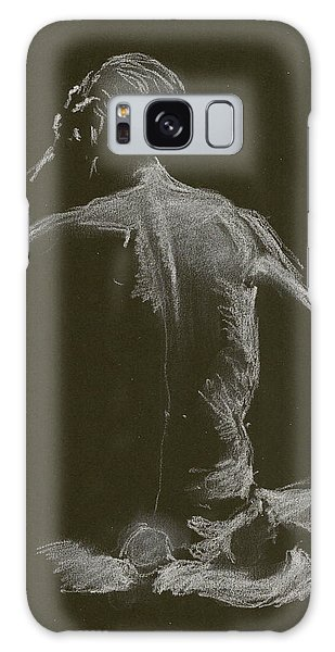 Kroki 2015 01 10_14 Figure Drawing White Chalk Galaxy Case