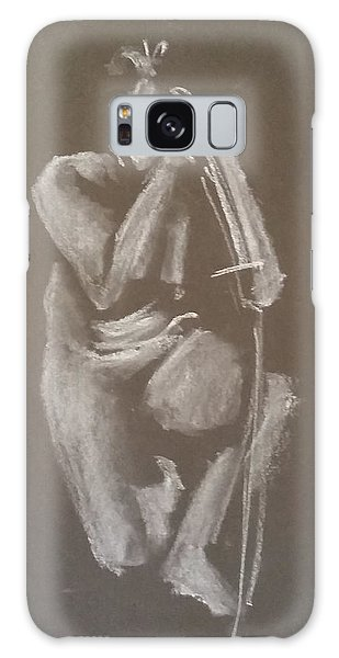 Kroki 2015 06 18_4 Figure Drawing Chinese Sword White Chalk Galaxy Case