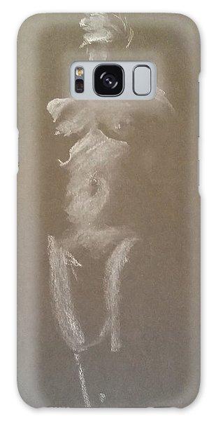 Kroki 2015 06 18_6 Figure Drawing White Chalk Galaxy Case