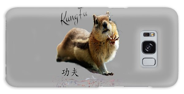 Kung Fu Chipmunk Galaxy Case