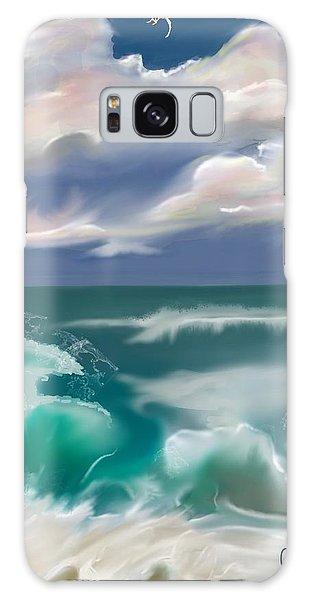 Kure Beach Galaxy Case