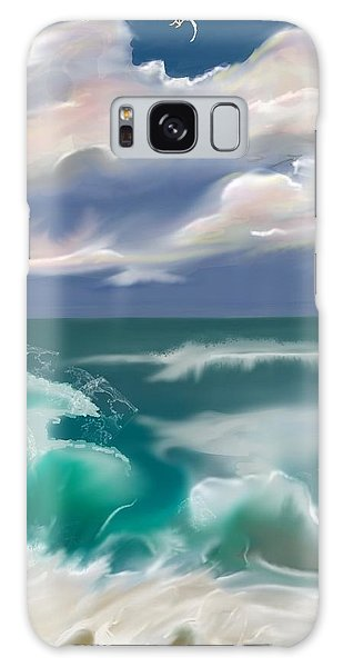 Kure Beach Galaxy Case