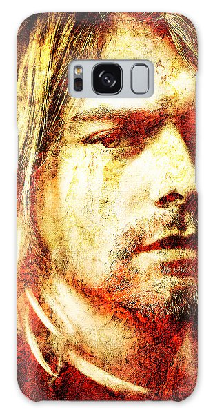 Kurt Galaxy Case by J- J- Espinoza