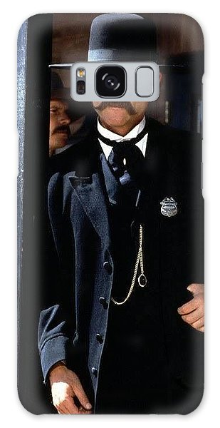 Kurt Russell As Wyatt Earp Tombstone Arizona 1993-2015 Galaxy Case