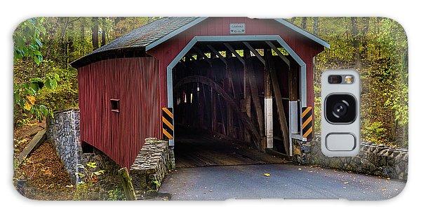 Kurtz Mill Covered Bridge Galaxy Case