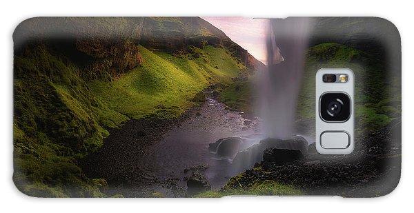 Iceland Galaxy S8 Case - Kvernufoss by Tor-Ivar Naess