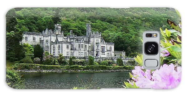 Kylemore Abbey Co Galway Galaxy Case by Martina Fagan
