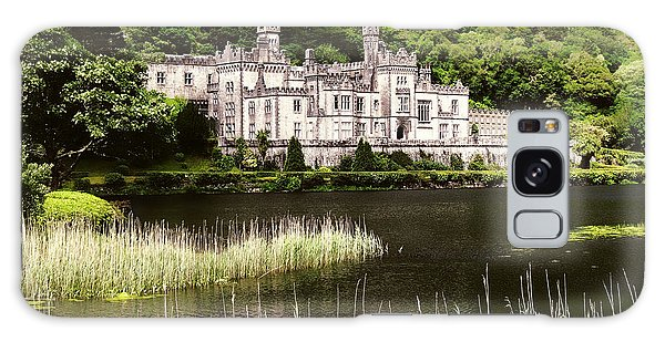 Kylemore Abbey Victorian Ireland Galaxy Case