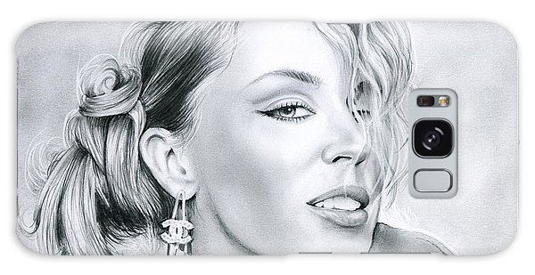 Industry Galaxy Case - Kylie Minogue by Greg Joens