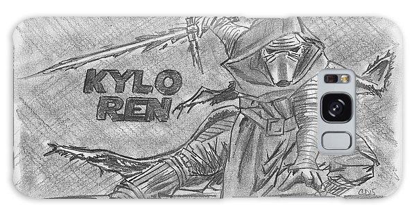 Kylo Ren The Force Awakens Galaxy Case