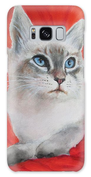 Kym's Kitty Galaxy Case
