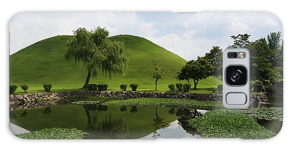 Kyongju, Tumuli Park Galaxy Case