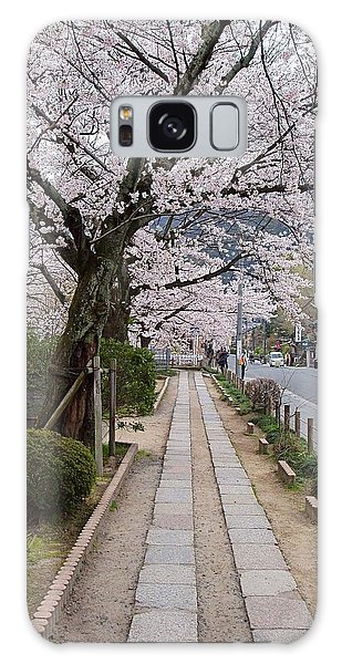 Kyoto In Bloom Galaxy Case