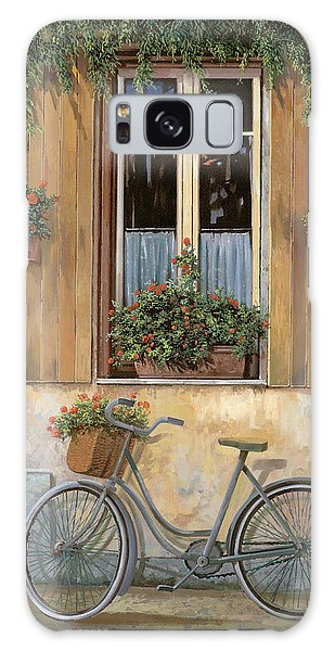 Place Galaxy Case - La Bici by Guido Borelli