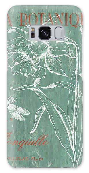 Dragon Galaxy Case - La Botanique Aqua by Debbie DeWitt