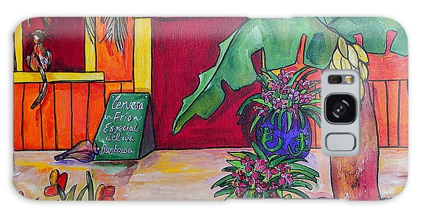 La Cantina Galaxy Case by Patti Schermerhorn