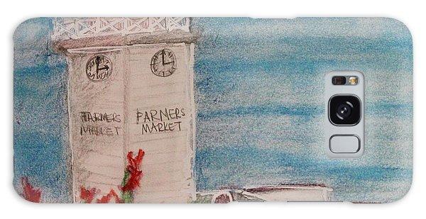 La Farmer's Market Galaxy Case