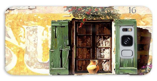 Window Galaxy Case - la finestra di Sue by Guido Borelli