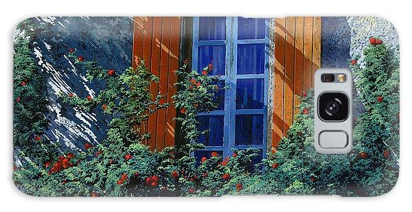 Window Galaxy Case - La Finestra E Le Ombre by Guido Borelli