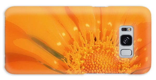 La Fleur D'orange Galaxy Case