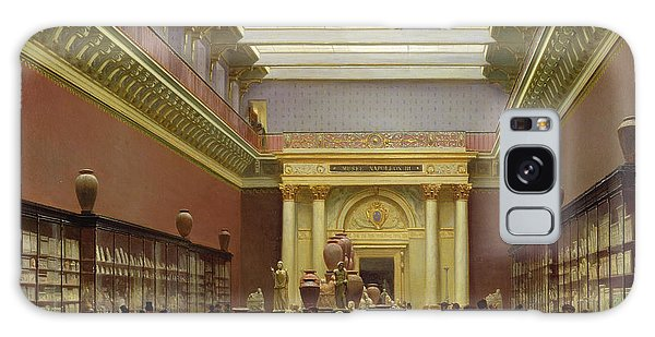 Louvre Galaxy S8 Case - La Galerie Campana by Charles Giraud