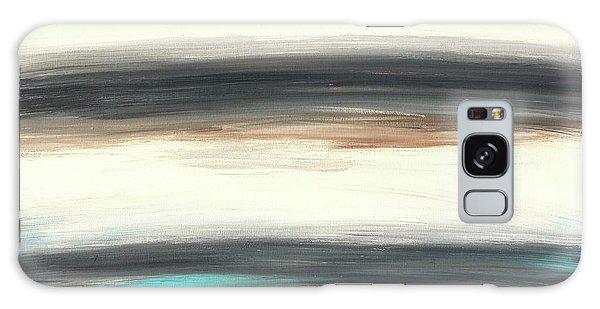 La Jolla #2 Seascape Landscape Original Fine Art Acrylic On Canvas Galaxy Case