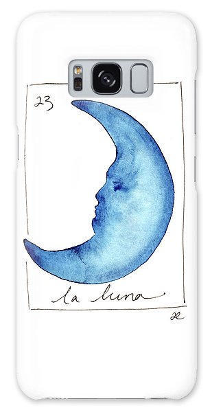La Luna Galaxy Case