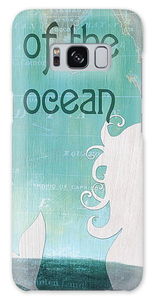 Fairy Galaxy S8 Case - La Mer Mermaid 1 by Debbie DeWitt
