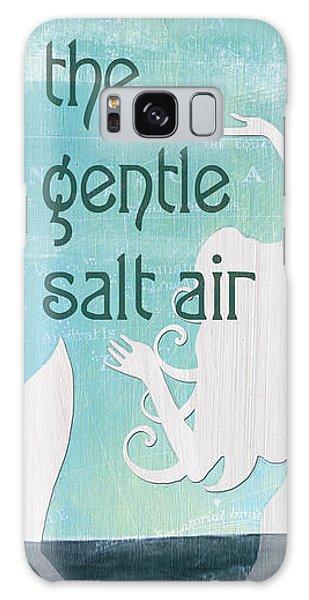 Fairy Galaxy S8 Case - La Mer Mermaid 2 by Debbie DeWitt