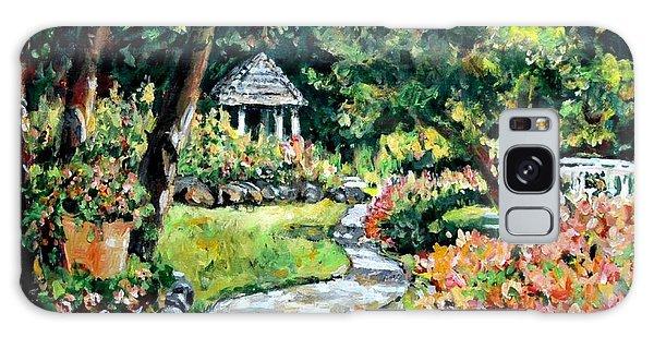 La Paloma Gardens Galaxy Case