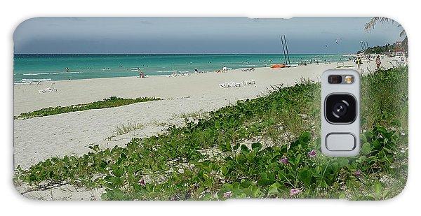 La Playa Mas Hermosa Galaxy Case