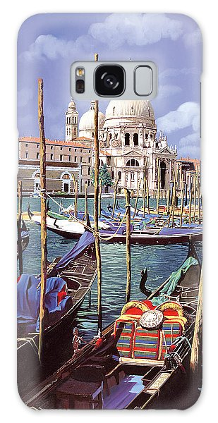 Borelli Galaxy Case - La Salute by Guido Borelli
